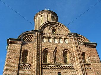 architertureof beautiful church