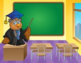 Owl teacher theme image 9