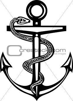 caduceus Anchor