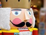 Big nutcracker Christmas Market