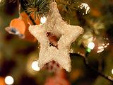 Decoration star Christmas Market