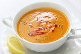 red lentil soup, turkish cuisine