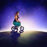 Ride under the stars