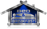 Bed and Breakfast - Metal House