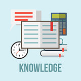 Knowledge concept