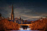 Church on the River Tay