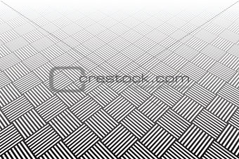 Abstract geometric checked background.