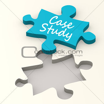 Case Study on puzzle