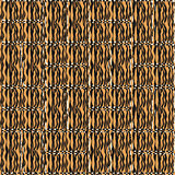 Patterned striped texture