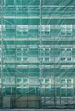 Scaffolding background