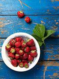 Fresh strawberies