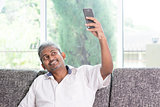 Indian guy selfie
