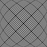 Op art textured background. Checked pattern.