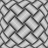 Op art checked pattern. Textured background.