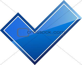 Tick sign