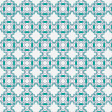 Background with Seamless Pattern. Vector illustration