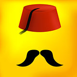 Red Turkish Hat