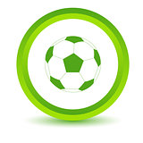 Green ball icon