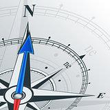 compass north