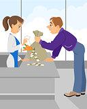 Depreciation of money - concept