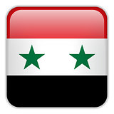 Syria Flag Smartphone Application Square Buttons