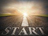 Start of the way