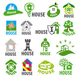 biggest collection of vector logos homes