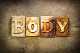 Body Concept Letterpress Leather Theme