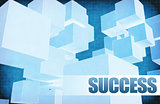 Success on Futuristic Abstract