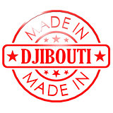 Made in Djibouti red seal