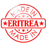 Made in Eritrea red seal
