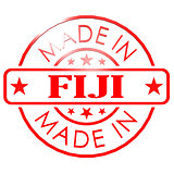 Made in Fiji red seal