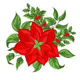 christmas card or invitation