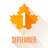 First September Background