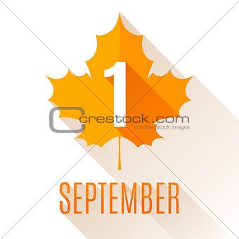 First September Background