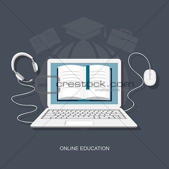flat  elements of education