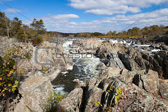 Great Falls Park, Virginia, USA