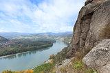 Autumnal Danube Valley