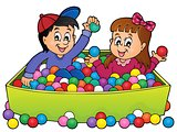 Children playing theme image 3