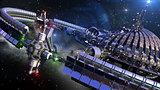 Spaceship in interstellar travel