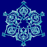 nineteen series designed from the ottoman pattern