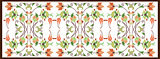 twenty one series designed from the ottoman pattern