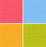 liquid organic stripe grid pattern in multiple color