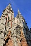 Saint Nicolas cathedral in Kiev