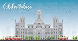 Cibeles Palace (Palacio de Cibeles), Madrid, Spain