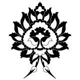 ottoman motifs four