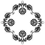twenty eight series designed from the ottoman pattern