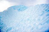 Glacier Surface Close Up