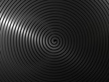 Dark metal background with striped texture