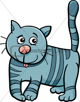 cat or kitten cartoon